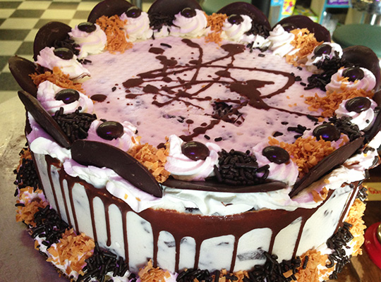 Custom Ice Cream Cakes Raleigh Nc